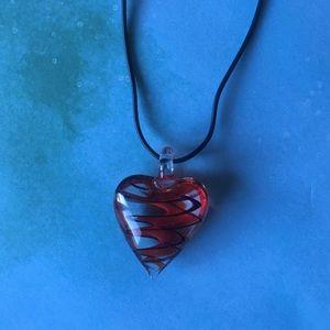 Murano Lamp-Work Necklace